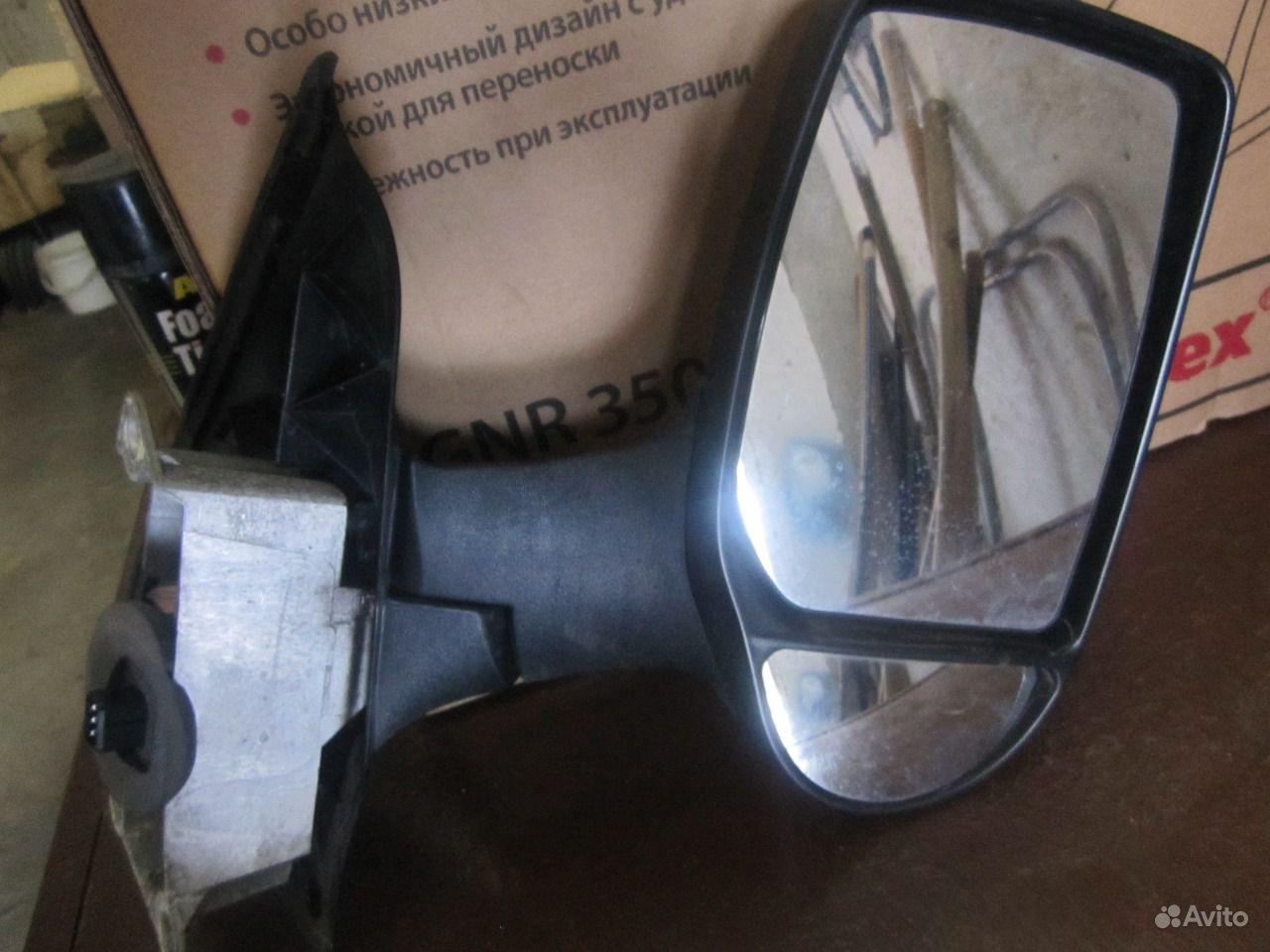 Правое зеркало ford transit 20 фотография