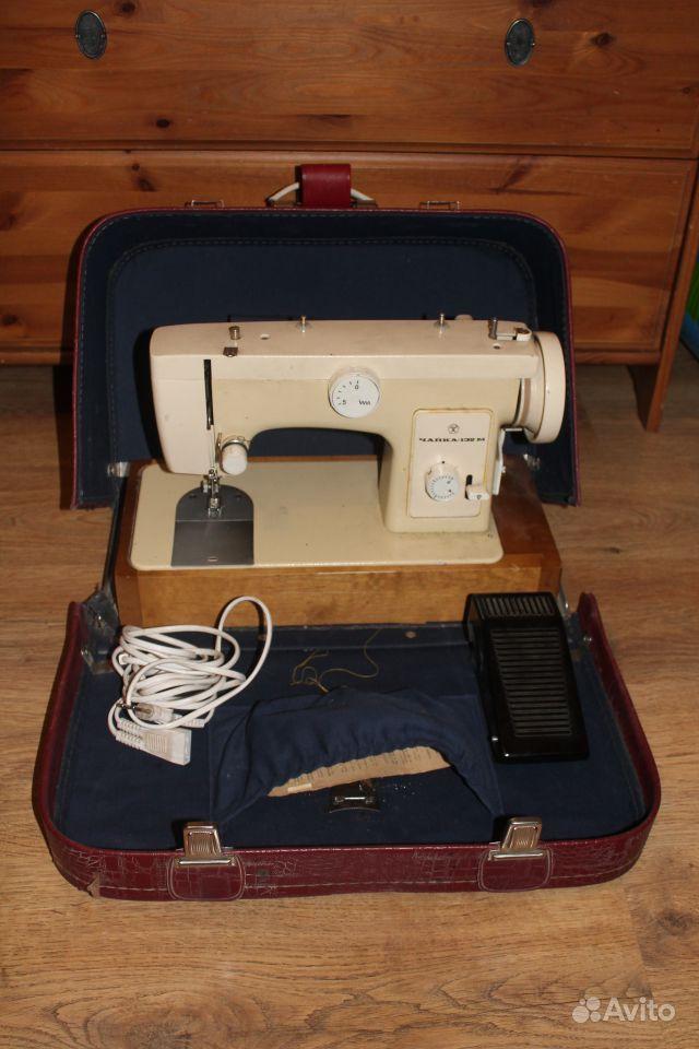 Инструкции швейных машин Швейные машины Чайка
