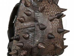 Рюкзаки Madpax Gator Half Jurassik Brown