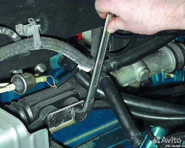 Фото №25 - замена втулки рулевой рейки ВАЗ 2110