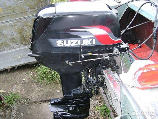 набор дистанционного управления для лодочного мотора сузуки