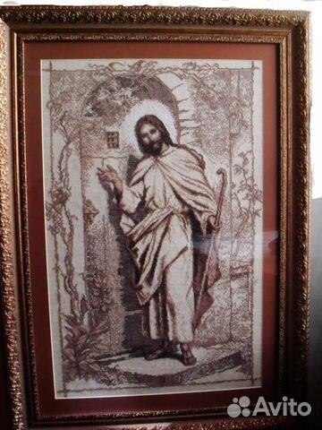 """Икона""""Иисус Христос стучится в"""