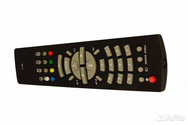Пульт для телевизора рубин RC-