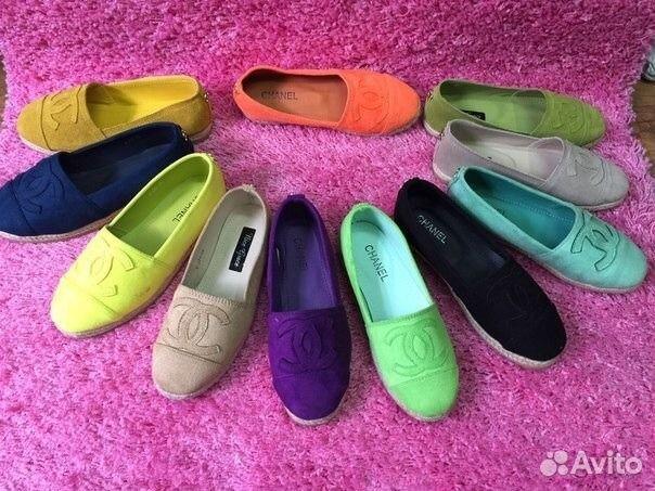 Обувь - CHANEL ШАНЕЛЬ