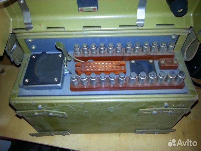 Коммутатор полевой П-193М