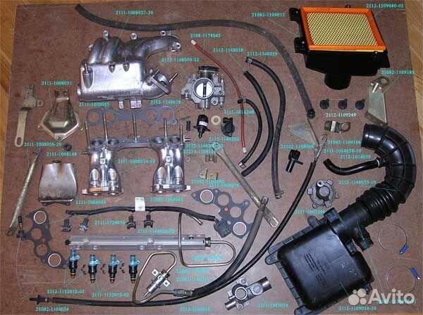 Как сделать инжектор ваз экономней