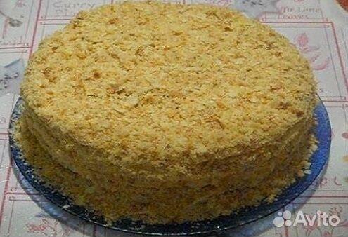 Торт домашний рецепт с фото пошагово классический