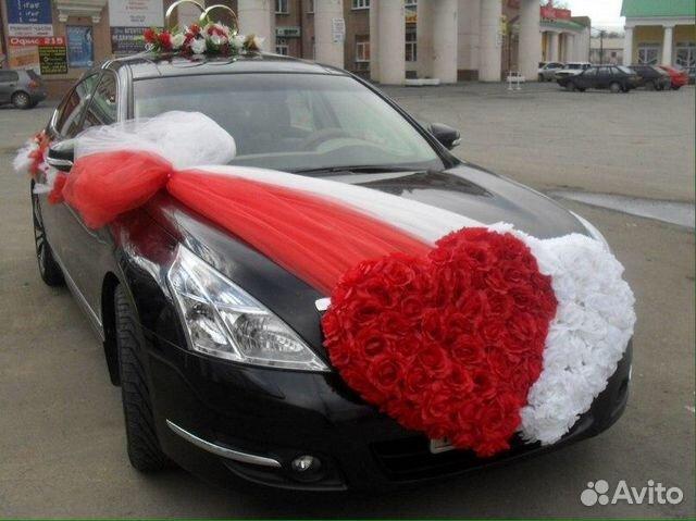 Как сделать самому украшение на машину свадебную