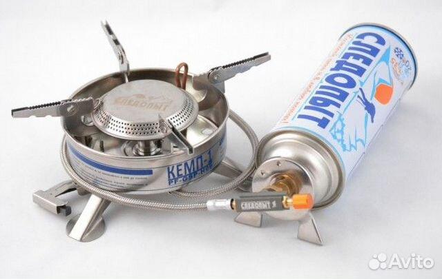 вся для рыбалки газовые горелки