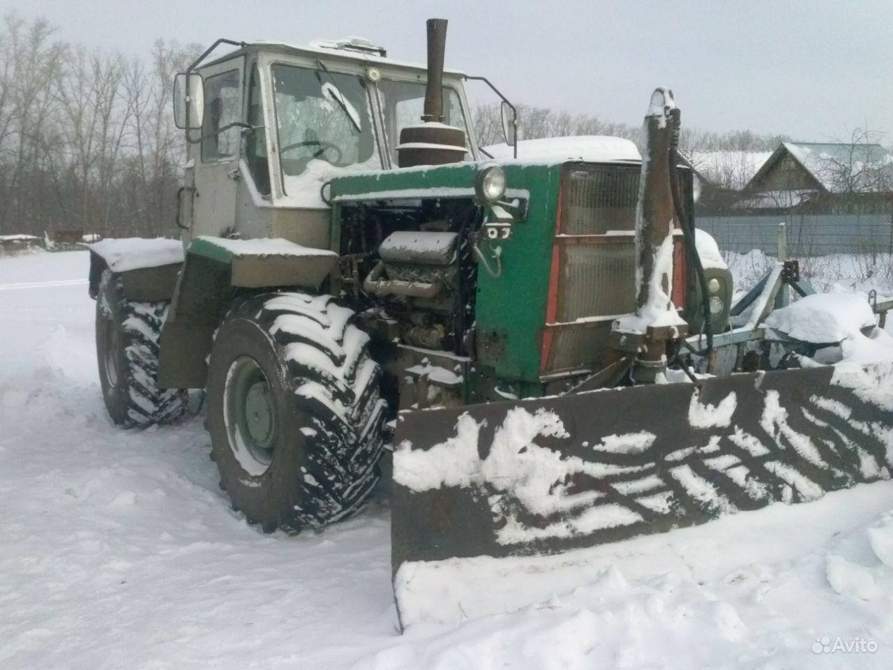 Трактор Т-150К б/у купить в Республике Башкортостан на Avito ...
