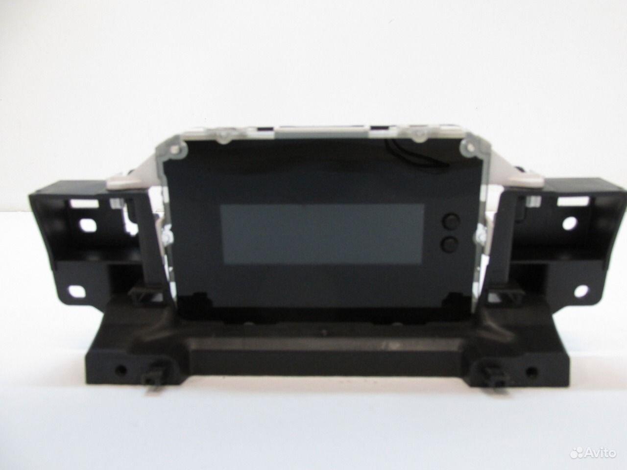 Монитор магнитолы Форд Фокус 3 11-15 (маленький