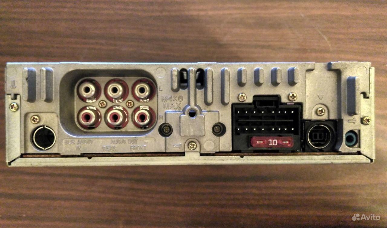 схема магнитолы sоni xr-ca360ee