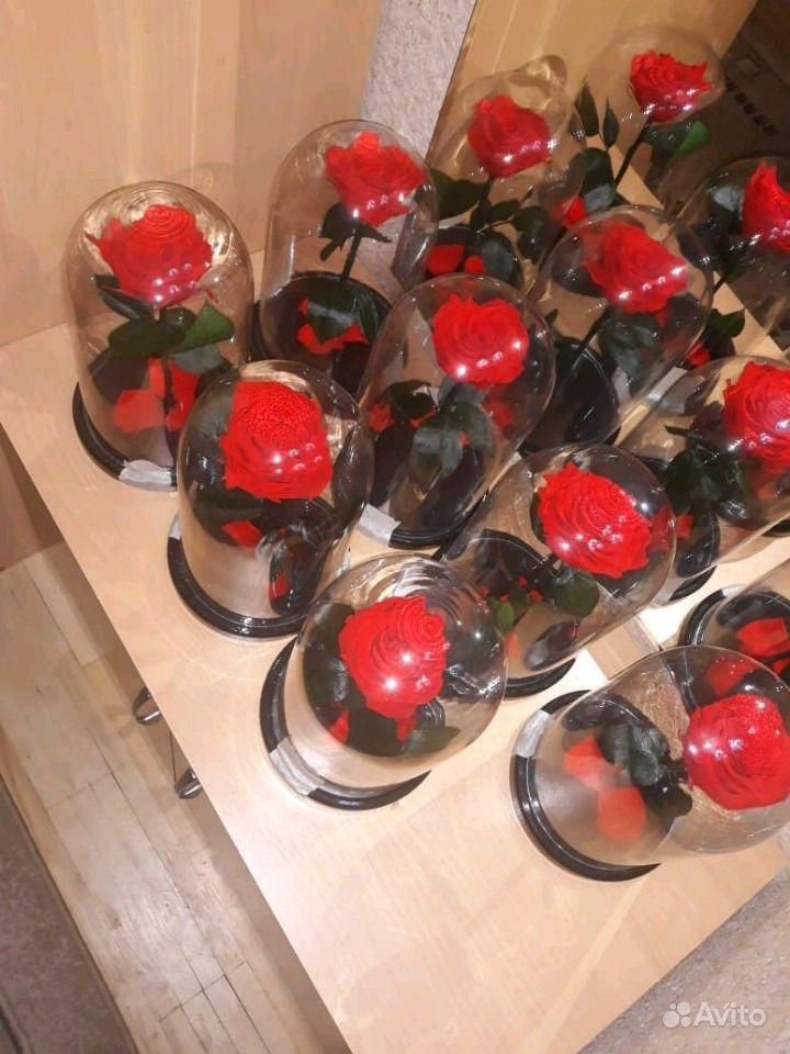 Вечная роза купить на Зозу.ру - фотография № 2