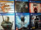 Ps4uncharted4+ just cause 3+ ведьмак3+ NFS