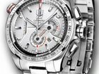 Watch TAG Heuer Grand Carrera Calibre 36 steel