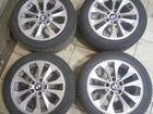 Продаю почти новый комплект зимних колес 225/50R17