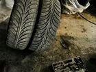Зимние шины 2 шт R16 195/55