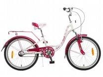 """Велосипед novatrack 20"""" butterfly 3-скоростной"""