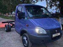 ГАЗ ГАЗель 3302 2.4МТ, 2005, 330000км