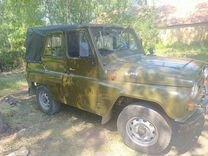 УАЗ 31512 2.4МТ, 1994, 50000км