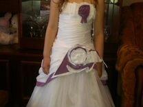 8cef1af18ee Нарядные платья для девочек - купить сарафаны и юбки в Карачаево ...