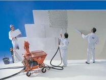 Штукатурка стен и потолков от 50 м — Предложение услуг в Санкт-Петербурге