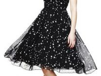 ea05e5ca08ed4c9 Платье со звёздами Hell Bunny купить в Санкт-Петербурге на Avito —  Объявления на сайте Авито