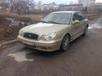 Hyundai Sonata, 2002 г., Пермь