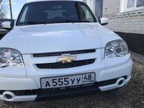 Chevrolet Niva, 2017 г., Воронеж