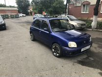 Nissan March, 2001 г., Краснодар