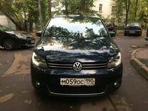 Volkswagen Touran, 2011 г., Москва