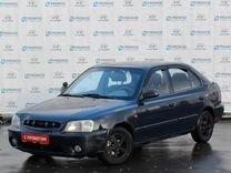 Hyundai Accent, 2000 г., Нижний Новгород