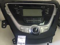 Автомагнитола Hyundai Elantra
