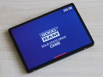 SSD Goodram CX400 256gb