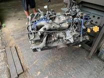 Контрактный двигатель Subaru 2.5 EJ251 Legacy
