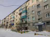 2-к квартира, 41 м², 5/5 эт. — Квартиры в Комсомольске-на-Амуре