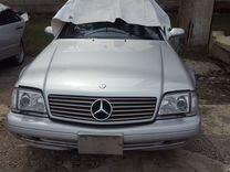 Запчасти на Mercedes-Benz R129 SL320