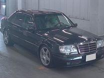 Обвес оригинал E500(волк) на Mercedes W124 E500