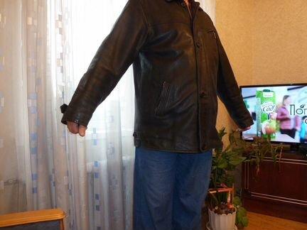 Куртка кожаная объявление продам
