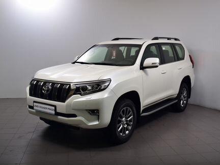 Toyota Land Cruiser Prado 4.0AT, 2018