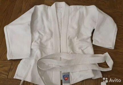 Кимоно айкидо 134 (маркировка 140) объявление продам
