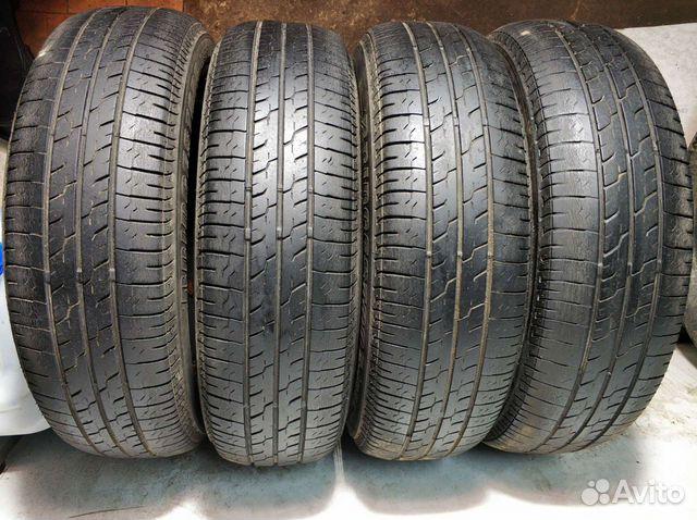 Bridgestone B391 165/70 R14 81T лето 4 шт (#229)