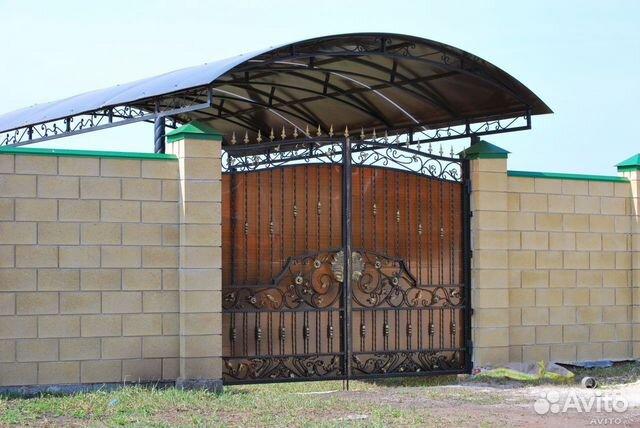Ворота в белгороде фото и цены откатные ворота в деденево