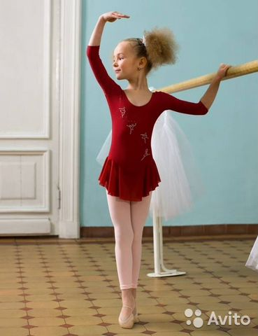 Одежда для танцев и гимнастики купить в Санкт-Петербурге на Avito ... 83304e39669