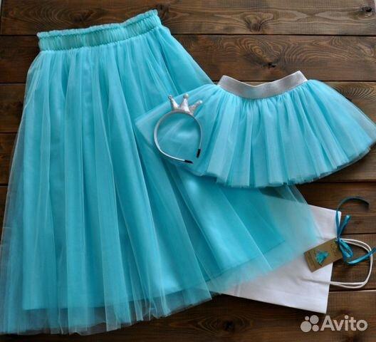 Купить на авито юбку детскую