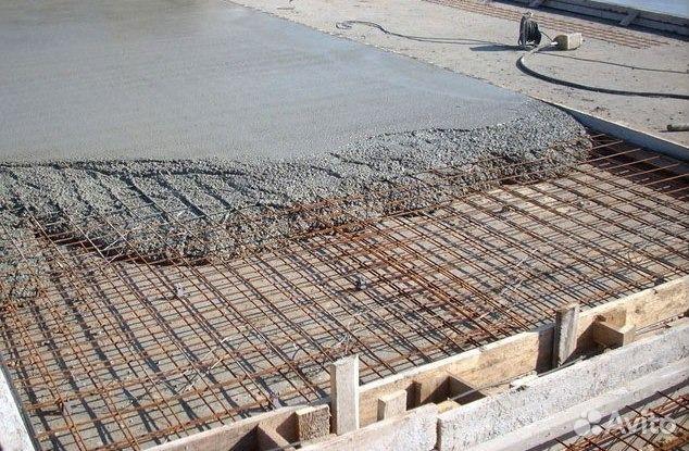 Купить строительный бетон краснодар проекты домов из керамзитобетона
