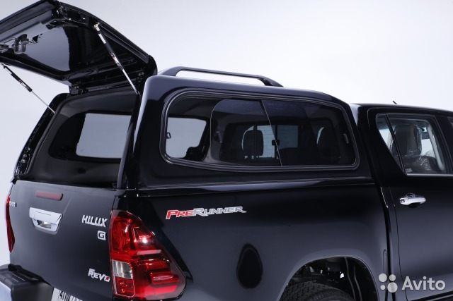 Кунг для пикапов Toyota Нilux (Тойота Хайлюкс)