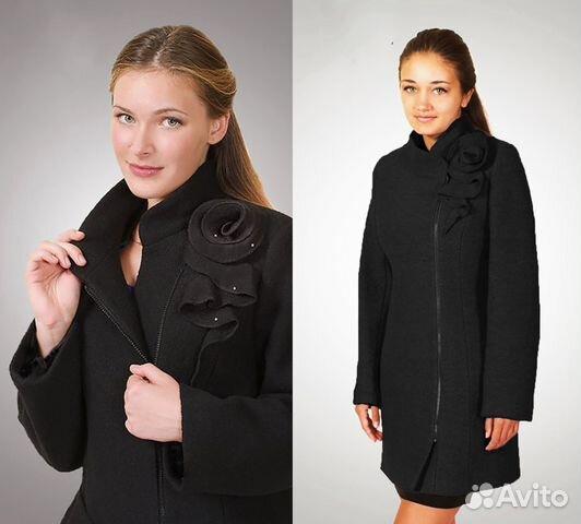 Новое моднявое и теплющее пальтишко р.48-50   Festima.Ru ... e0b3e7a28e2