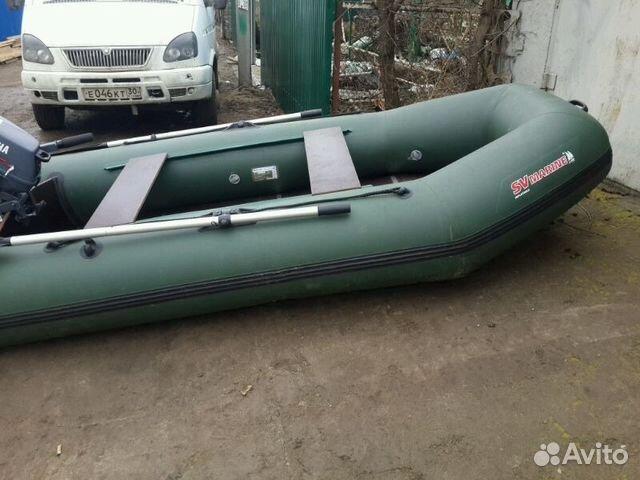 купить лодку алюминиевую с мотором недорого бу на авито