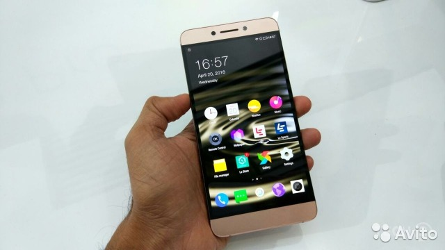 Leeco le max 2 x820 fastboot